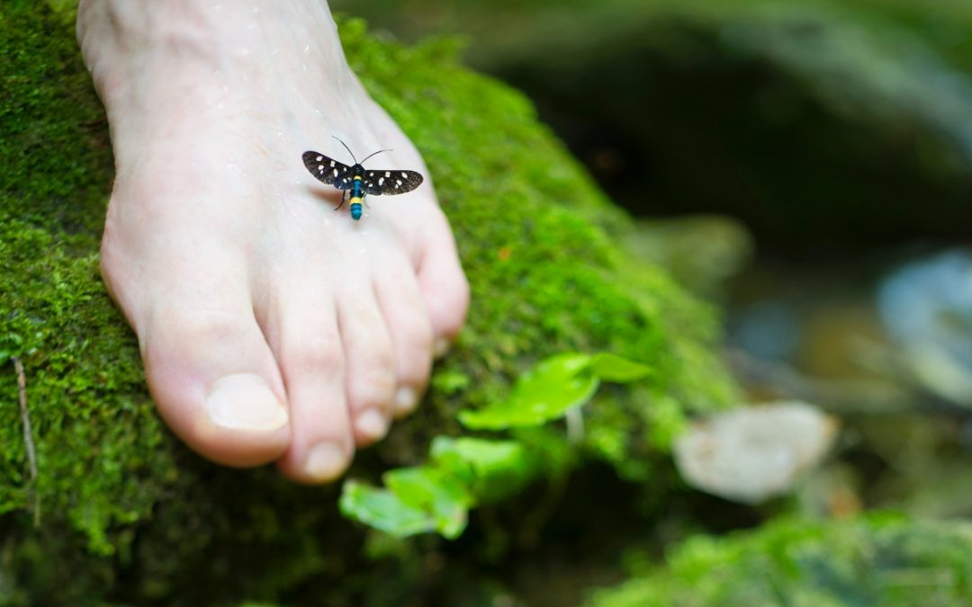 Prirodna njega stopala
