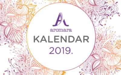 POKLON: Kalendar za 2019.!