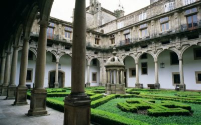 Hotel Parador de Santiago de Compostela: A Mystical Place with a Magical History