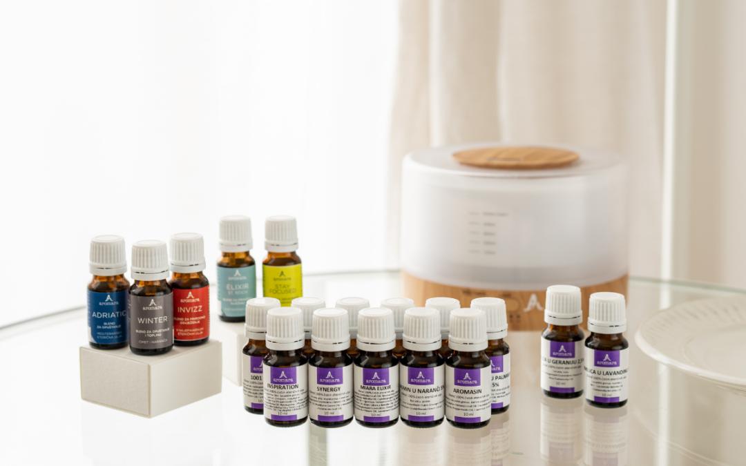 Aromara blendovi – Najbolje od prirode u vašem domu!